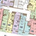 1-комнатная квартира, 38 кв.м., 15/24 этаж, новостройка